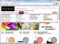 Commande sur Forum-des-sacs.fr