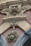 Sculpture sur façade Vieille Bourse