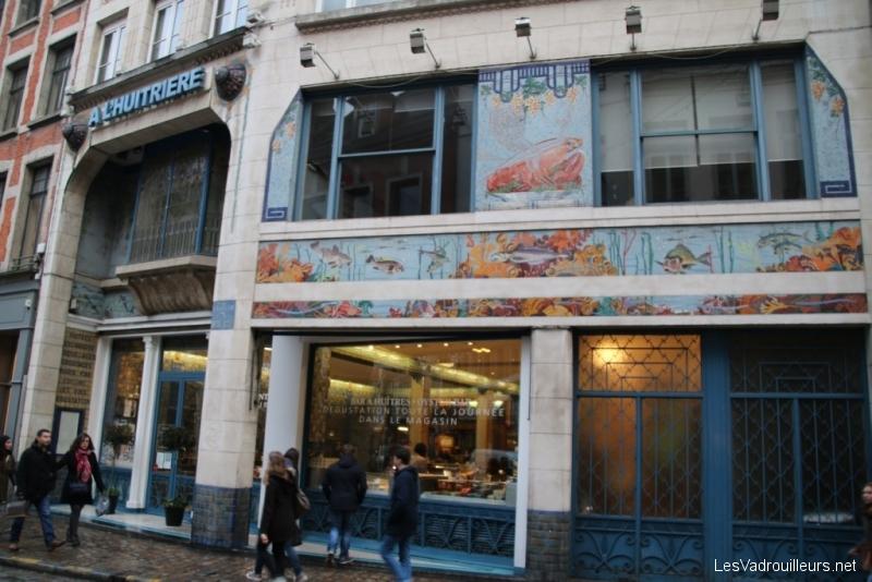Le restaurant l'Huitrière