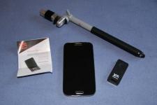 Accessoires Me-Shot et smartphone