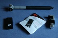 Les accessoires du Me-Shot