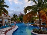 Une piscine de l\'hôtel