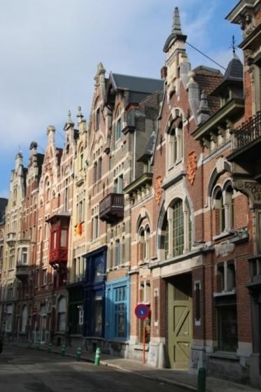 Les maisons flamandes