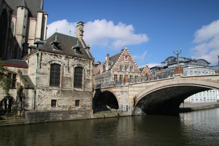 Pont sur la Lys