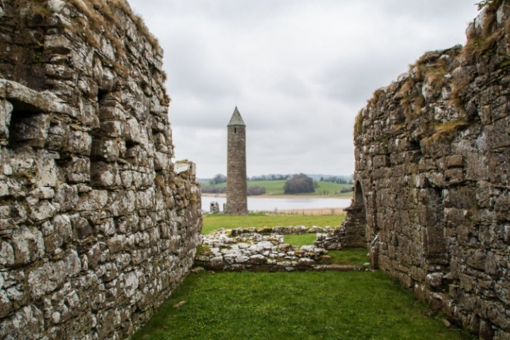 Devenish Island Comte Fermanagh