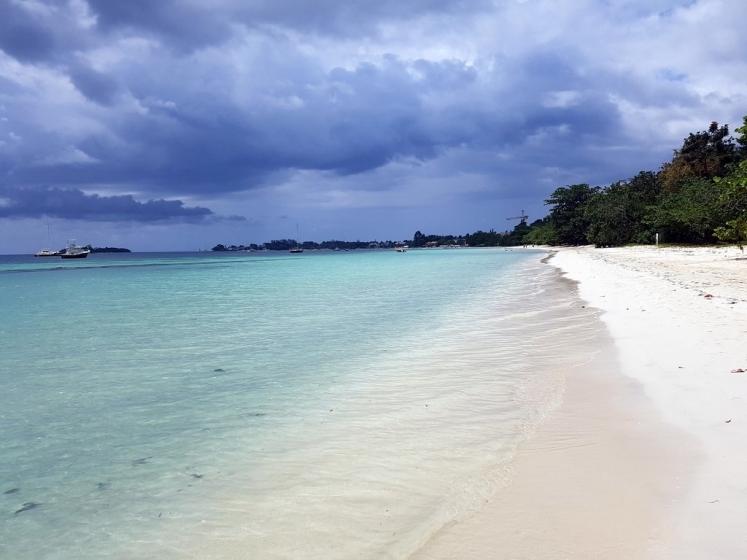 Mer Caraïbes de la Jamaique