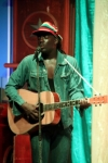 Chanteur de reggae