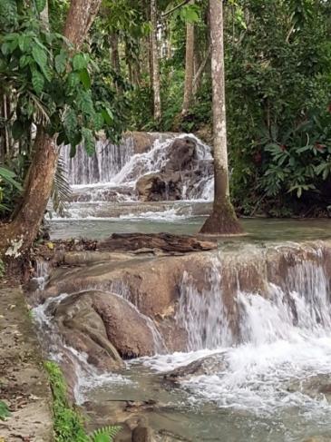 Que faire en Jamaique ? Dunn's River Falls