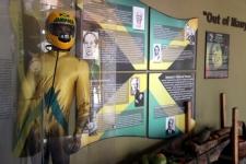 Que faire en Jamaique ? Petit musée du bobsleigh