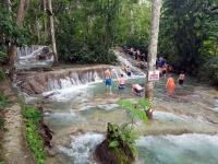 Que faire en Jamaique ? Les Dunn's River Falls