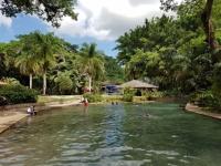 Que faire en Jamaique ? Piscine naturelle de YS Falls