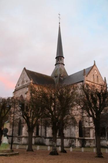 Eglise Saint-Sauveur Petit Andely