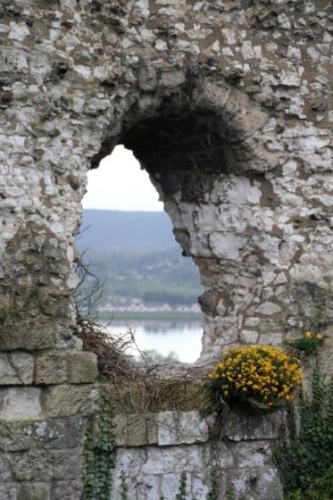 Vue sur la Seine depuis le Château Gaillard