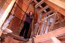 Mezzanine Tipi bois