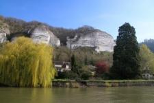 Paysage du bord de Seine