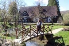Charmant village de Lyons-la-Forêt