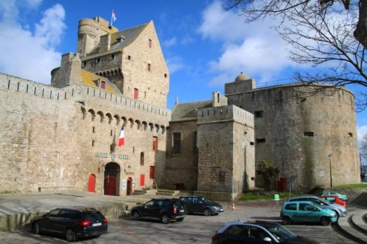 Hôtel de ville de Saint-Malo