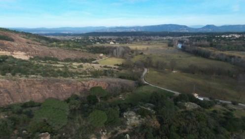 Au rocher de Roquebrune-sur-Argens