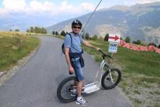 été dans le Val d'Hérens : Trottin Herbe