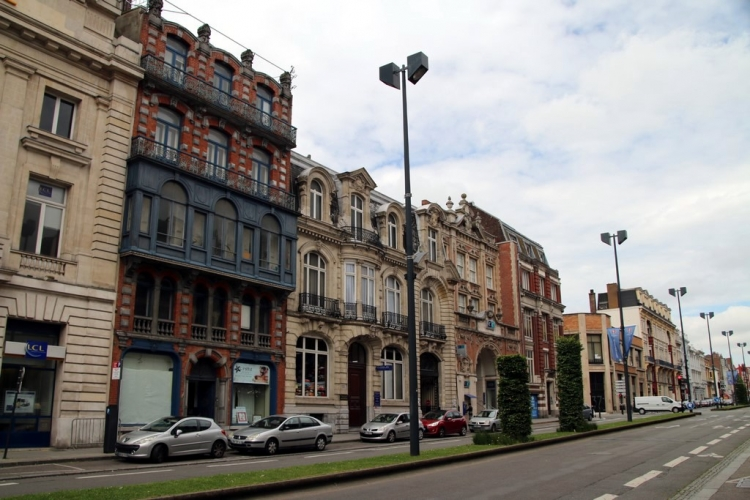 Avenue Jean Lebas