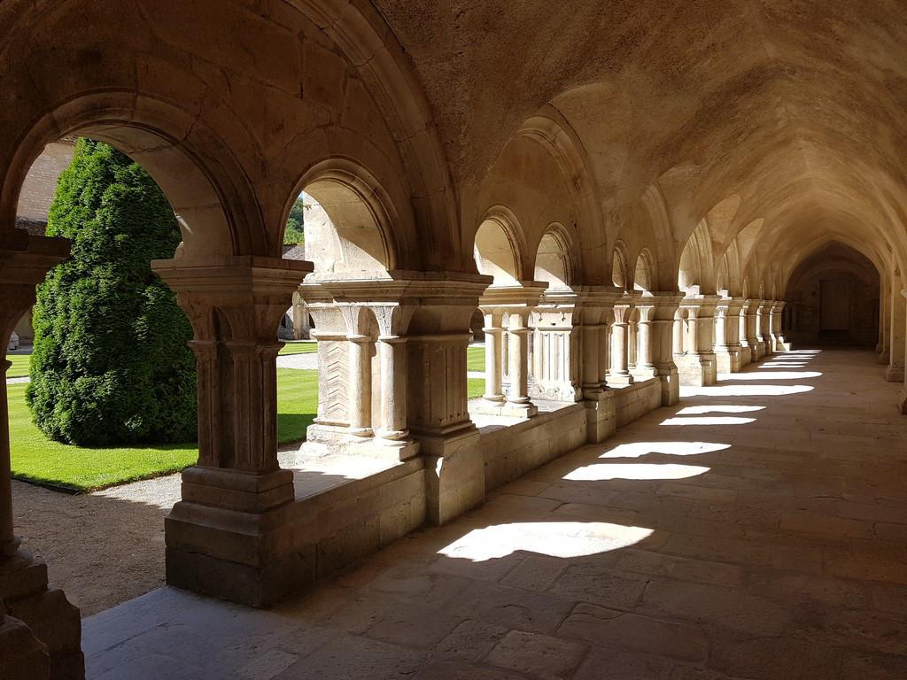 Art de vivre - Abbaye de Fontenay