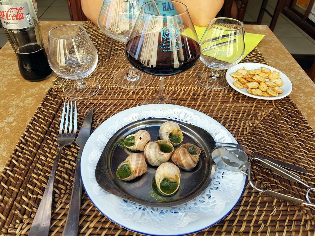 Art de vivre - Escargots de Bourgogne