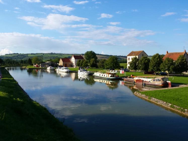 Art de vivre - Le Canal de Bourgogne