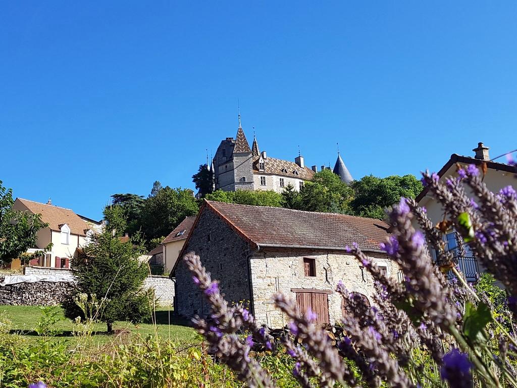 Art de vivre - Le Château La Rochepot