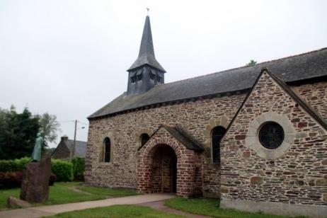 Eglise de Tréhorenteuc
