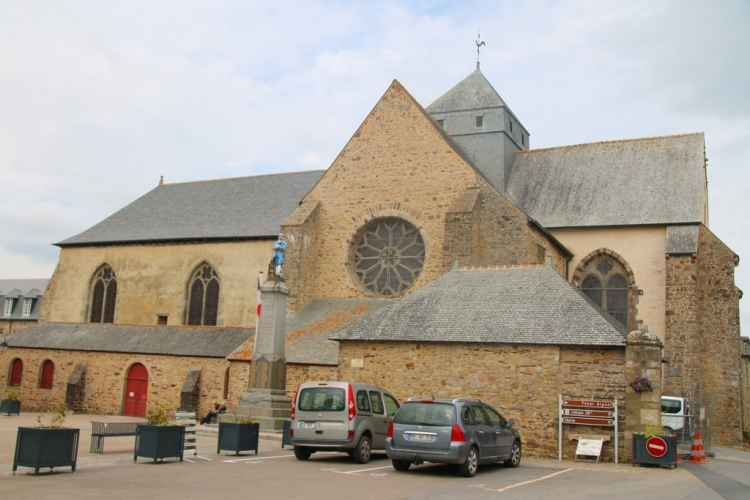 Abbaye de Paimpont