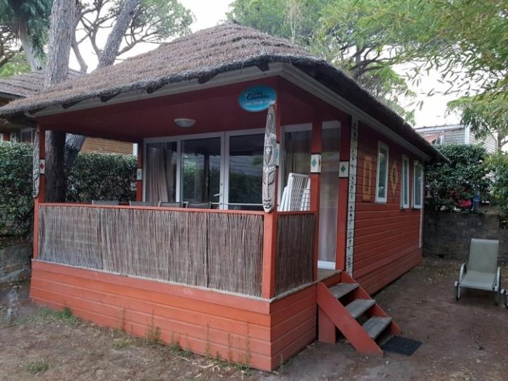 Domaine du Colombier : Notre case Kenya