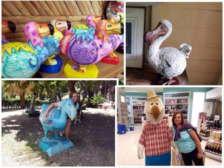 Ile Maurice : Le dodo