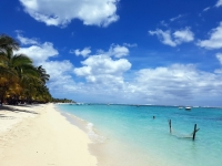 Ile Maurice : Plage de Le Morne