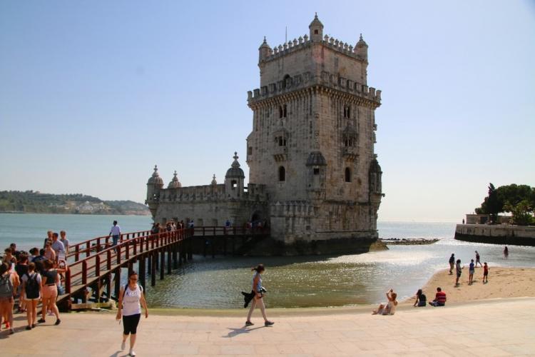 Que faire à Lisbonne : Tour de Belem