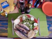 Que faire à Lisbonne : sardines grillées