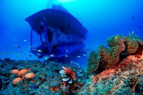 Que faire à l'île Maurice : Blue Safari Submarine