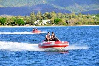 Que faire à l'île Maurice : Fun Adventure Seakart