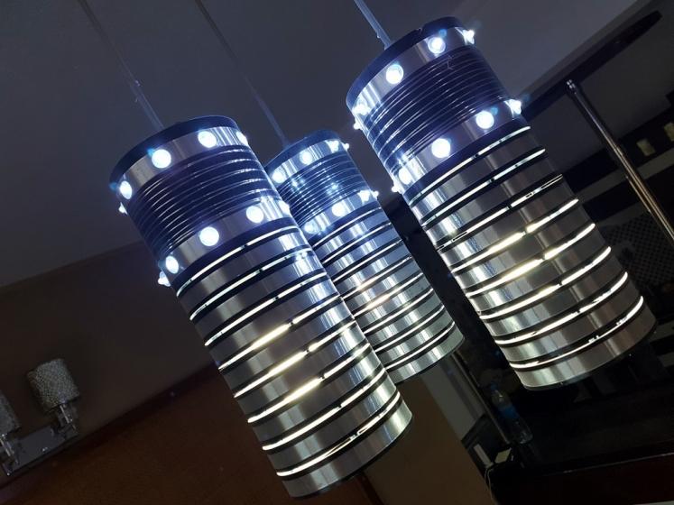 Ocean Dream : lumières design