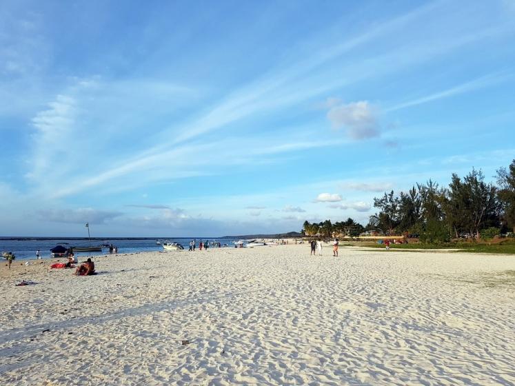 Ocean Dream : plage de Flic en Flac