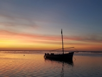 Ocean Dream : coucher de soleil