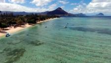 Ocean Dream : plage vue de drone