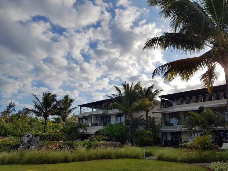 Paradise Beach : la résidence côté plage