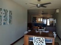 Paradise Beach : la salle à manger de notre appartement