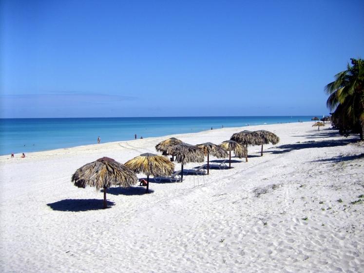 Plage paradisiaque de Varadero - Cuba