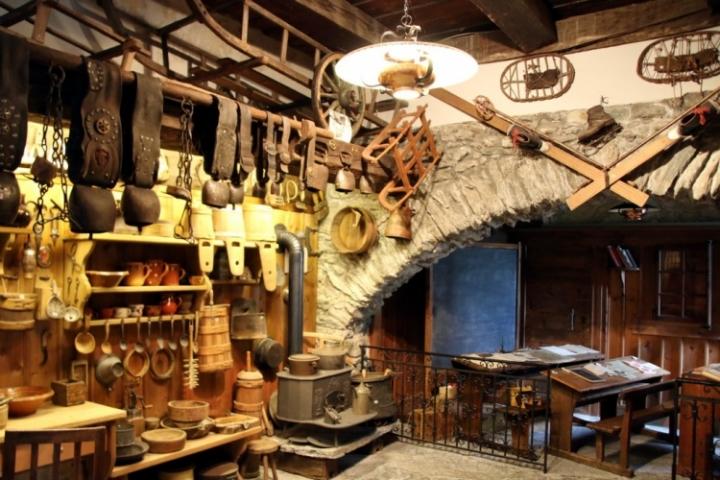 Val d'Hérens : Musée d'Hérémence