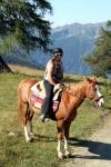 Val d'Hérens : Balade à cheval