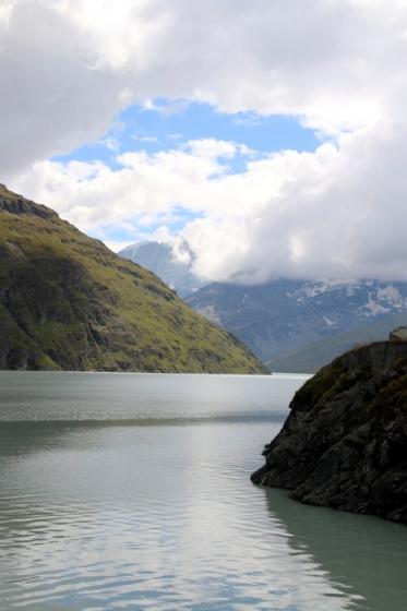 Val d'Hérens : Lac des Dix