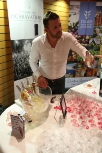Découverte de vins de Provence en soirée