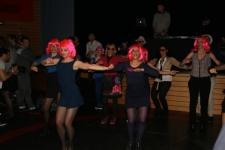 Chorégraphie lors de la soirée