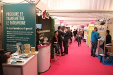 Quelques stands du salon